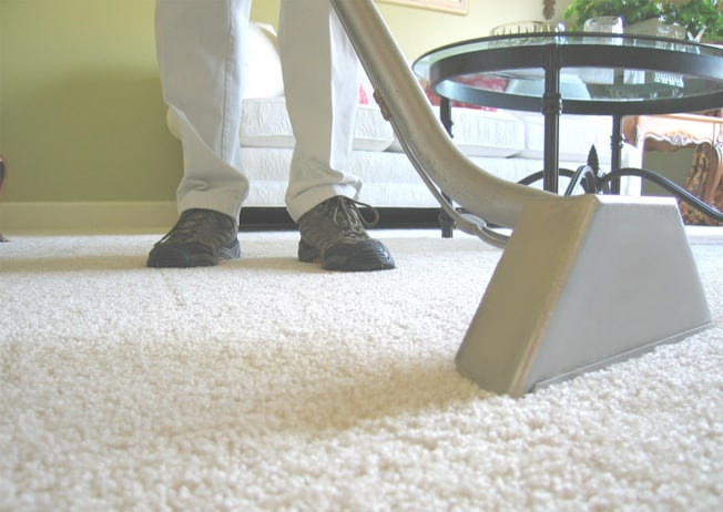 flooring services - carpet cleaning