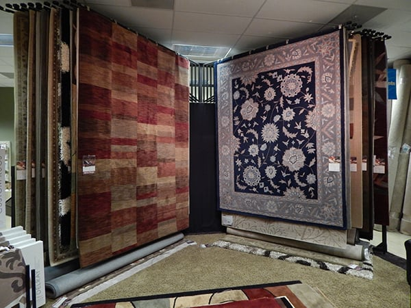 Martin's Flooring in Denver PA - area rugs