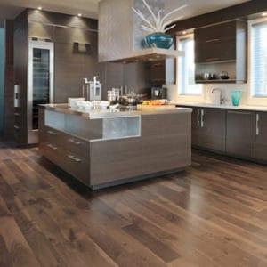 walnut hardwood flooring