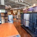 Inside Martin's Flooring in Lancaster PA