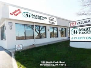 Martin's Flooring in Wyomissing