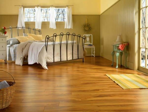 Laminate Flooring: Becoming Harder and Harder to Tell from Hardwood