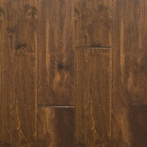 Birch Antique Brown Hardwood
