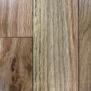 3.25 in. x 3/4 in. Solid Oak Natural Hardwood