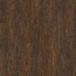 Dark Brown Luxury Vinyl Tile - Locking