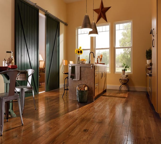 Prefinished vs. Unfinished Hardwood Floors & Wood Flooring