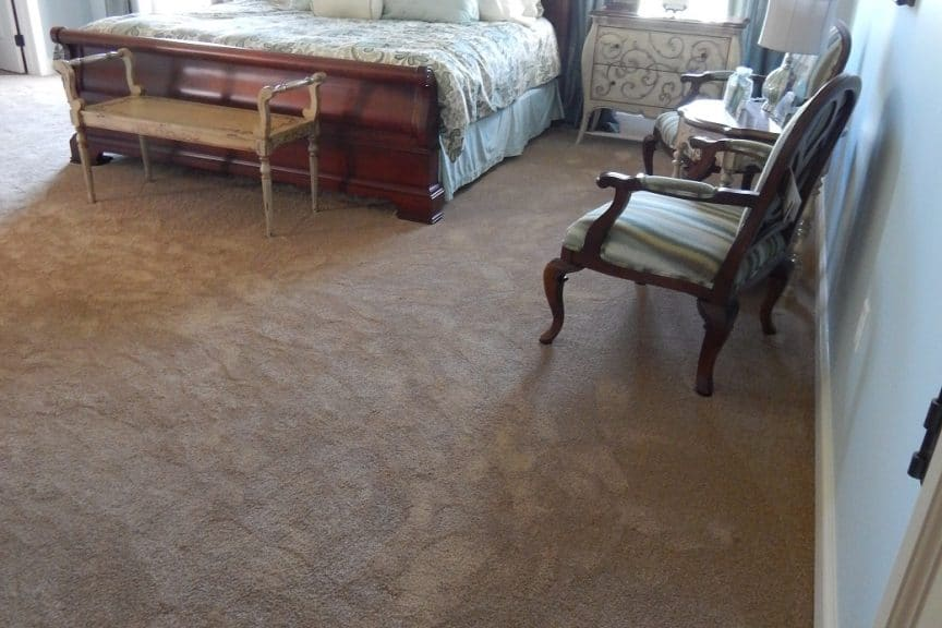 Soft Bedroom Carpet