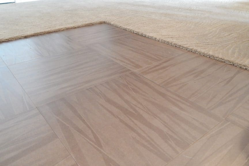 floor transition