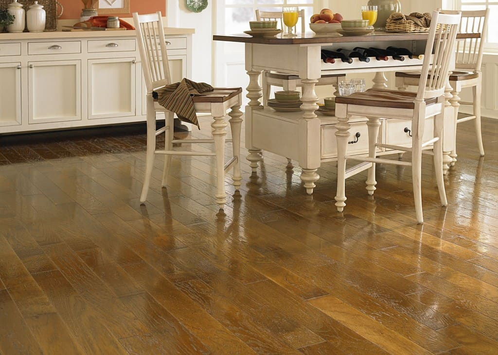 Cold Weather and Wood Flooring