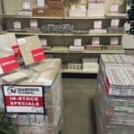 Flooring sale on all in-stock tile at Martin's Flooring Outlet in Denver PA