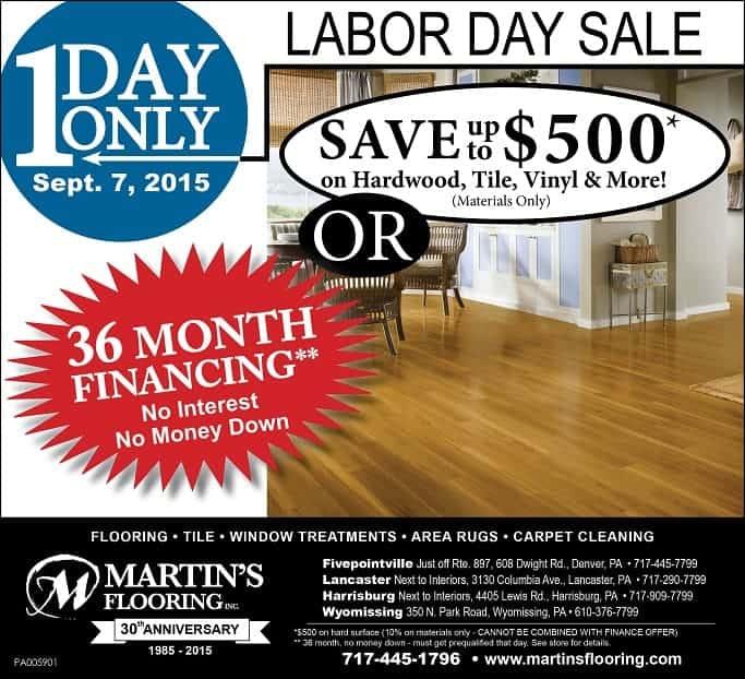 Sept Labor Day Sale Emailweb15 Martins Flooring Martins Flooring
