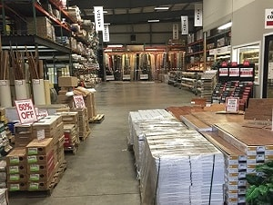 Martin's Flooring Outlet Warehouse