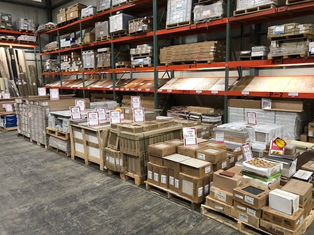 flooring outlet inventory closeouts
