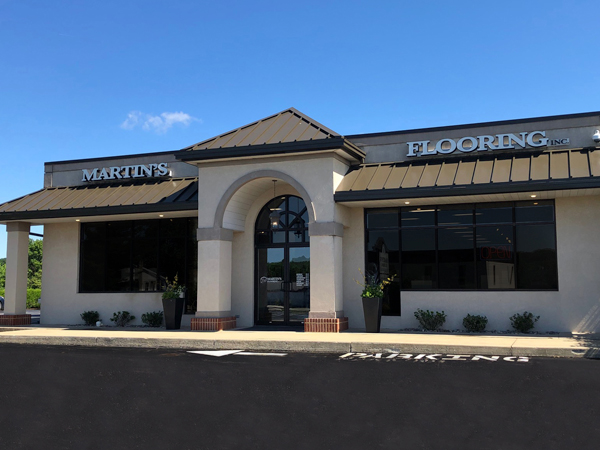 martins flooring denver pa
