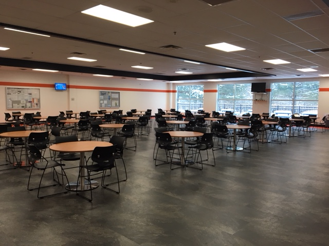 Big Lots Distribution Center Cafeteria