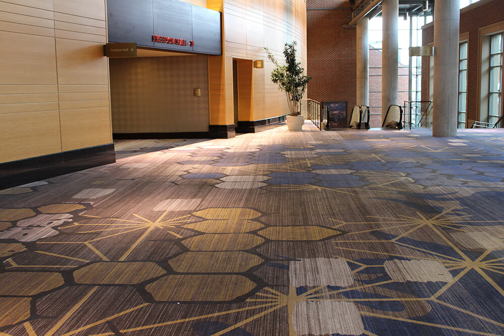 commercial flooring products