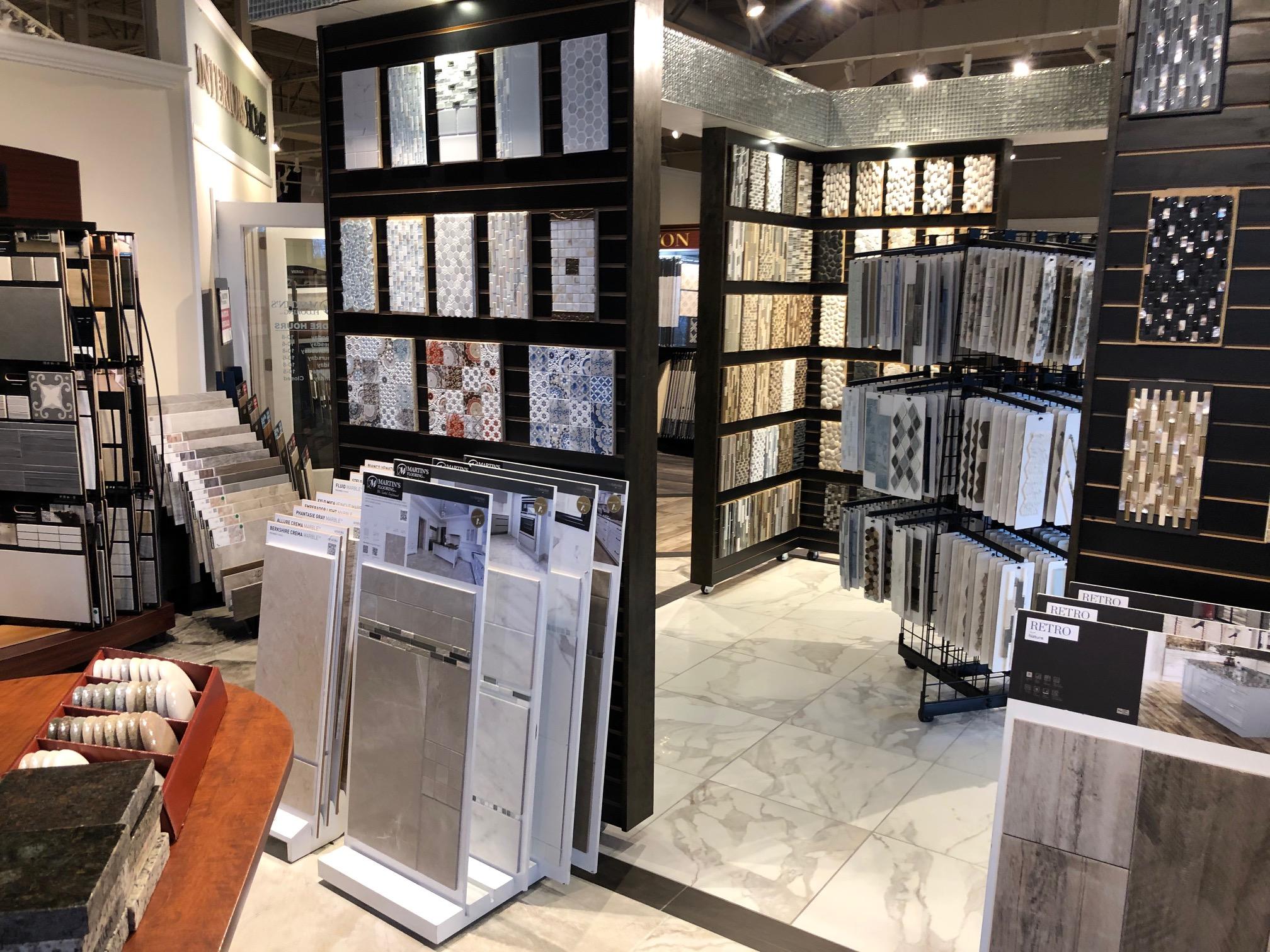 Lancaster Store Tile