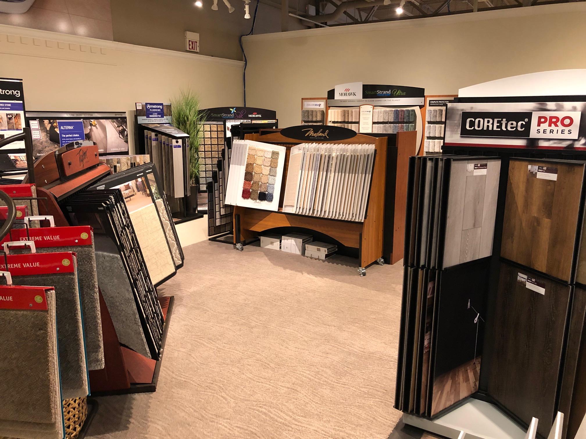 Lancastrer Store Carpet II